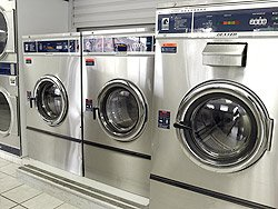 Dexter Coin Operated Washing Machines Express Vs Non