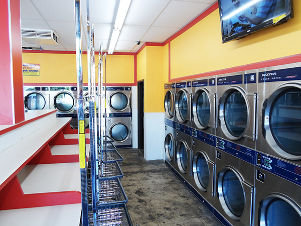 Business plan for a coin operated laundromat