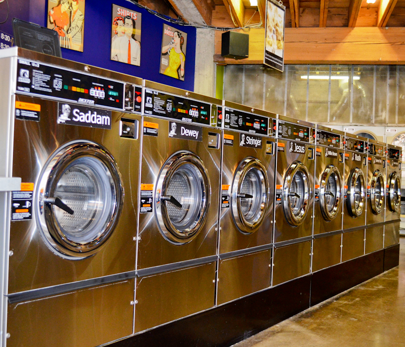 Innovative Laundromat Brain Wash Revamps with All New ...