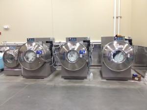 Milnor Washer-Extractors