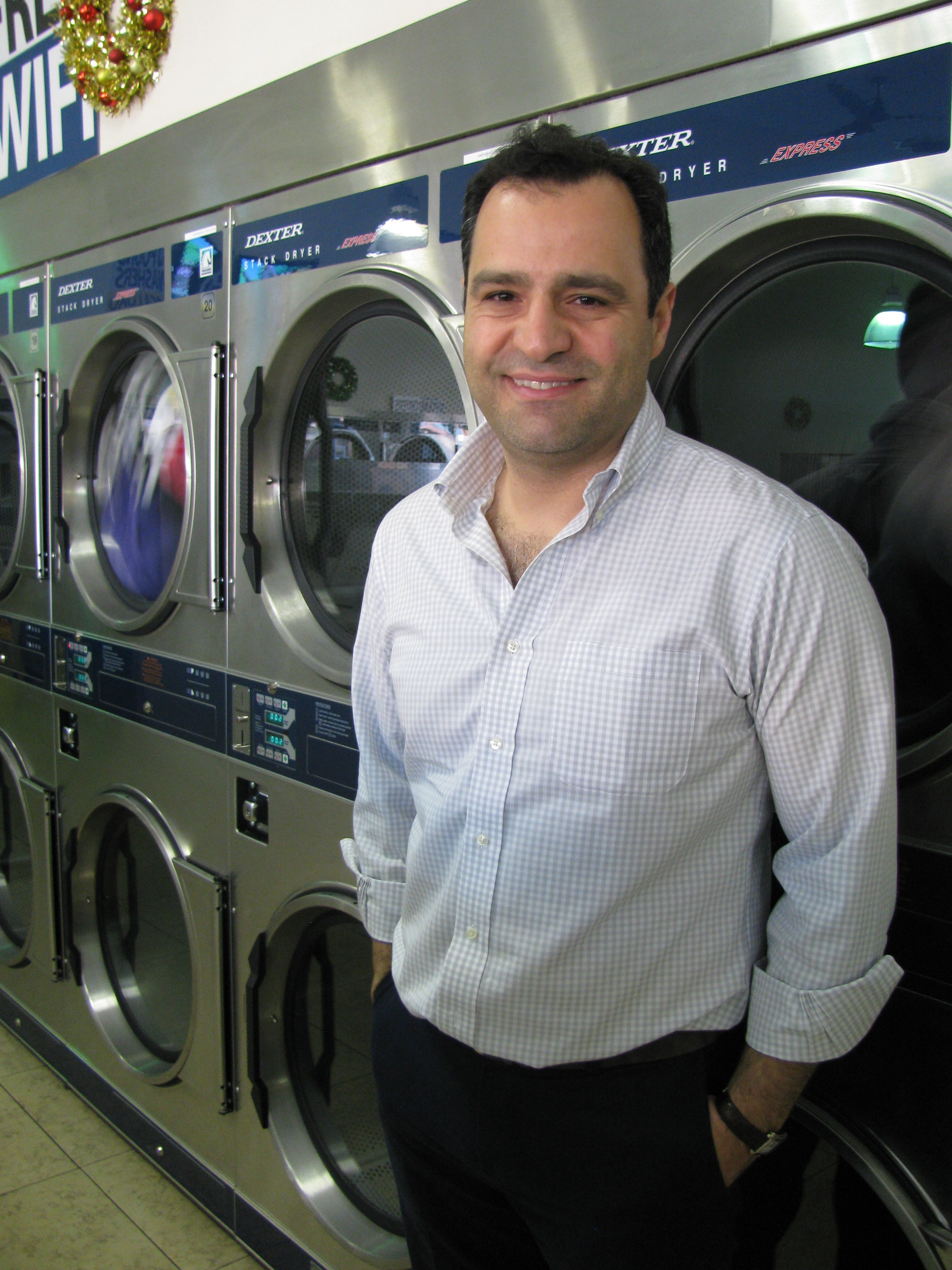 Successful Los Angeles Coin Op Laundry Owner Expands