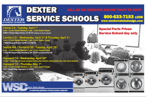 Western State Design (WSD) Announces Six Coin-Op or Self-Service Laundry Seminars This Spring