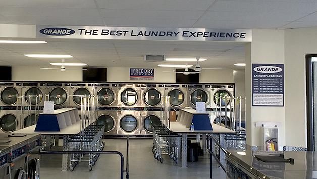 Grande Dexter Laundromat