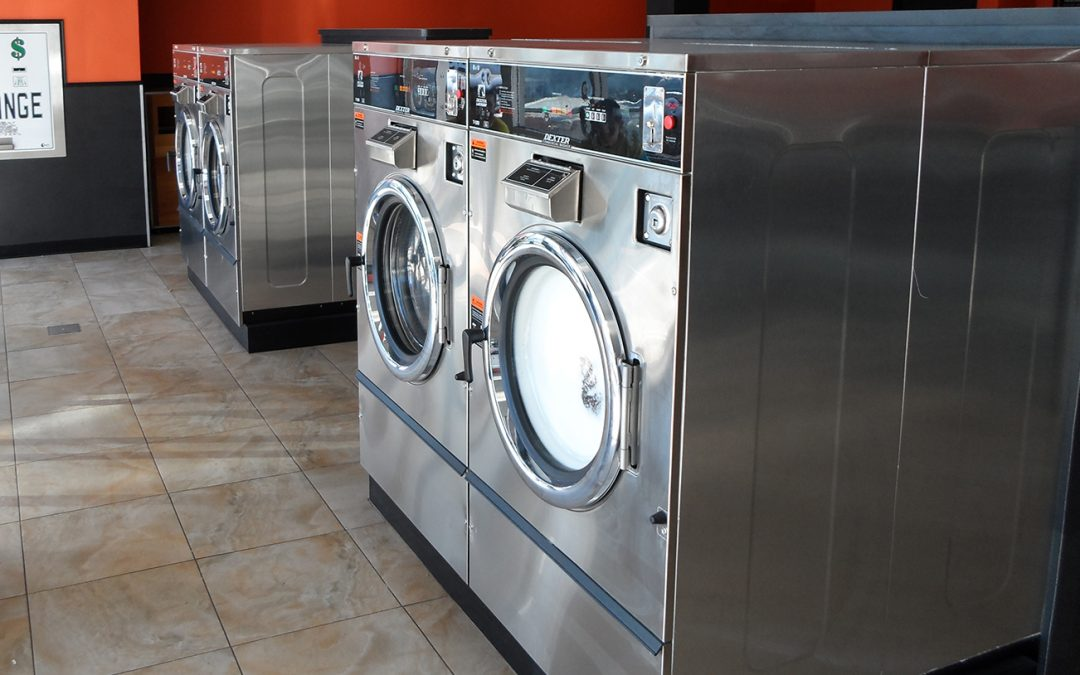 Rubalcaba Bros Coin Laundry Reopens With New Dexter Equipment