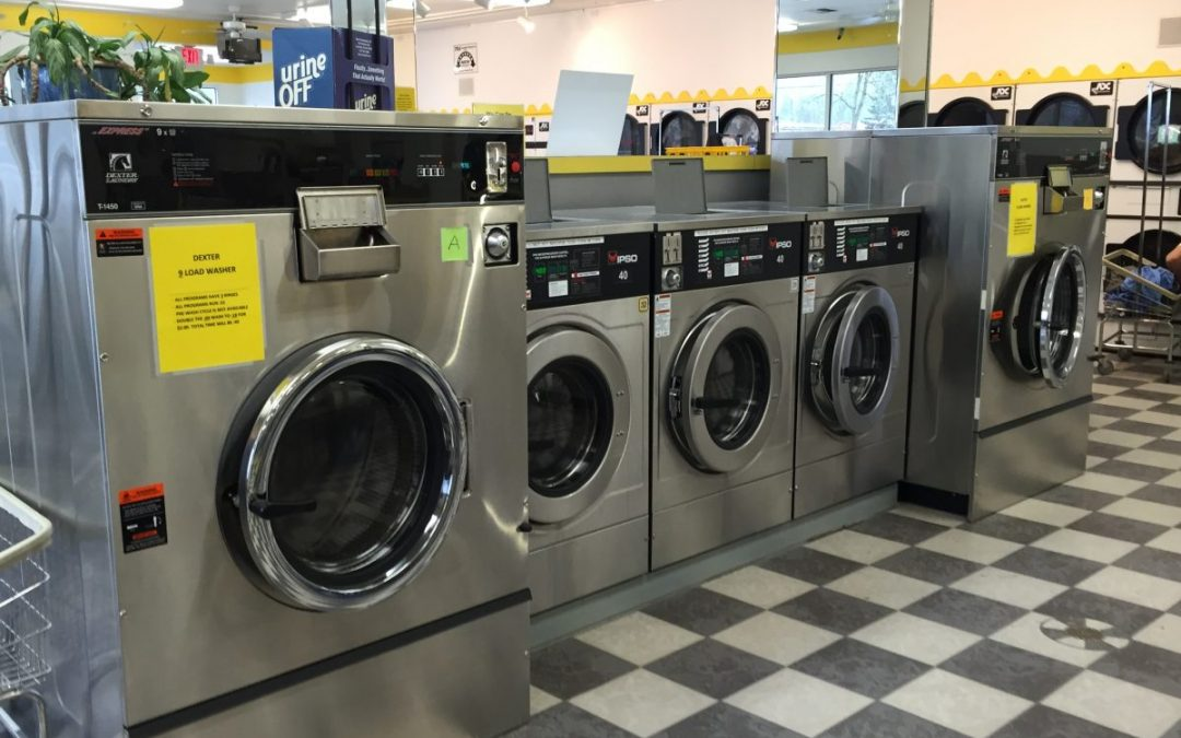 On the Eve of its 15th-year Anniversary, Coin-Op's Business Expands with High-Capacity Dexter Laundry Machines Provided by Western State Design