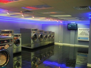 Western State Design Commercial Laundry Parts Showroom
