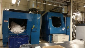 Milnor Industrial Laundry Equipment
