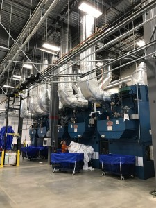 WSD Industrial Laundry Equipment
