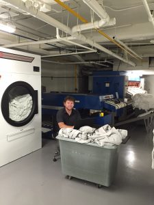 WSD - Milnor Hotel Laundry Equipment