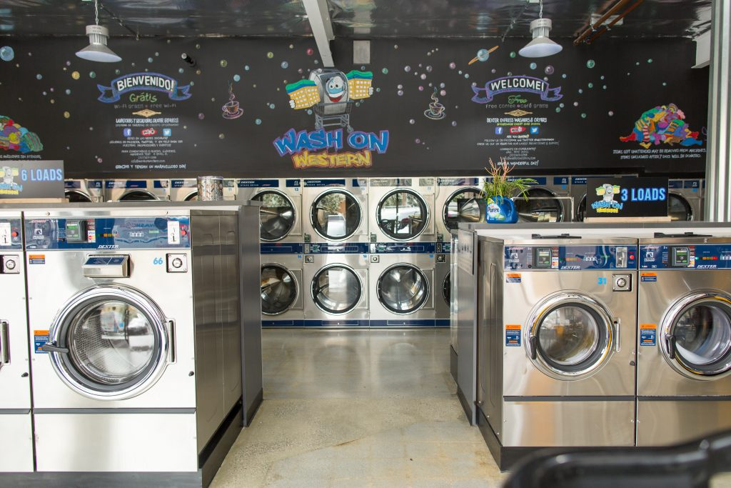 How to Rebuid Your Laundromat Laundry After a Disaster