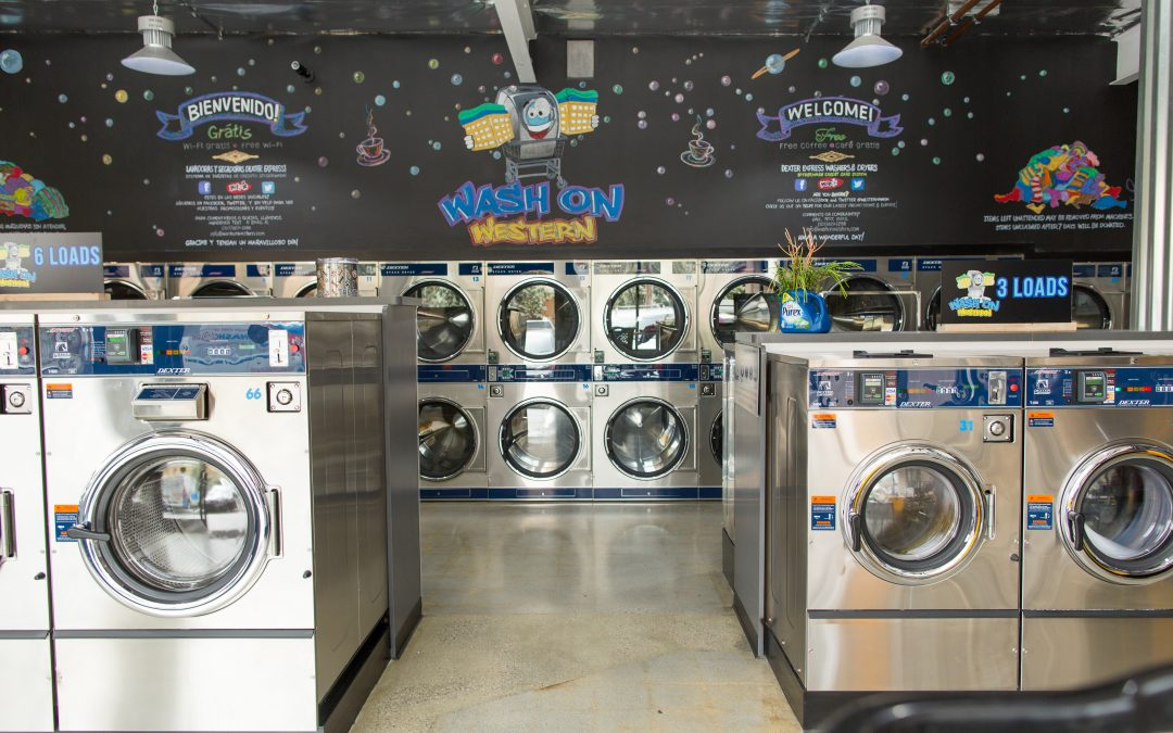 When his Coin Op Laundry Burns Down only Six Days after Acquiring it, Entrepreneur Regroups and Rebuilds