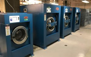 Energy Efficient Commercial Laundry Equipment