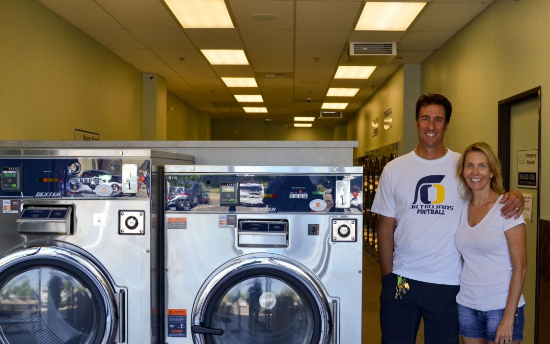 Couple Launches Successful Second Career in the Coin Operated Laundry Business