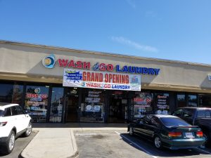 Wash N Go Laundry - Exterior