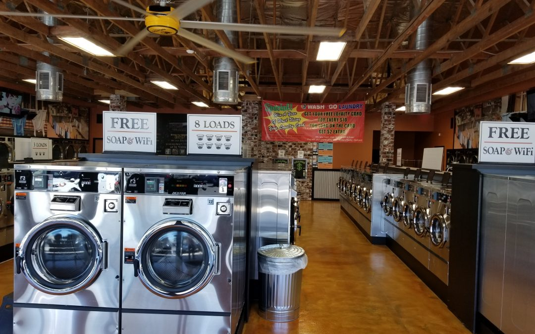 How to Succeed in the Coin Op Laundry Business: Clean, Bright, Safe and More