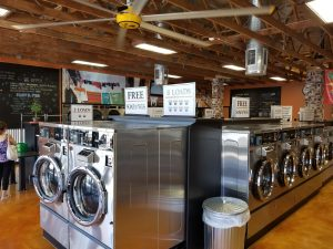 Wash N Go Coin Laundromat - Dexter Laundry Equipment