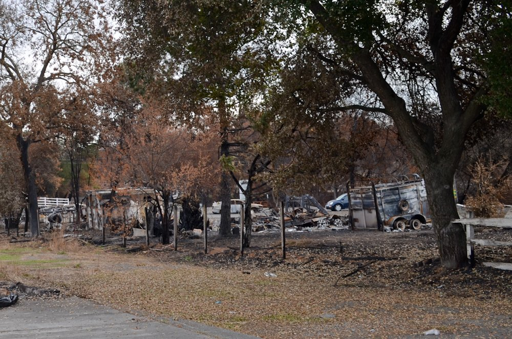 Wildfires Aftermath - Free Laundry Day