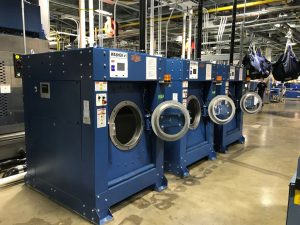 CAVHS TCPF - Milnor Washer-Extractors