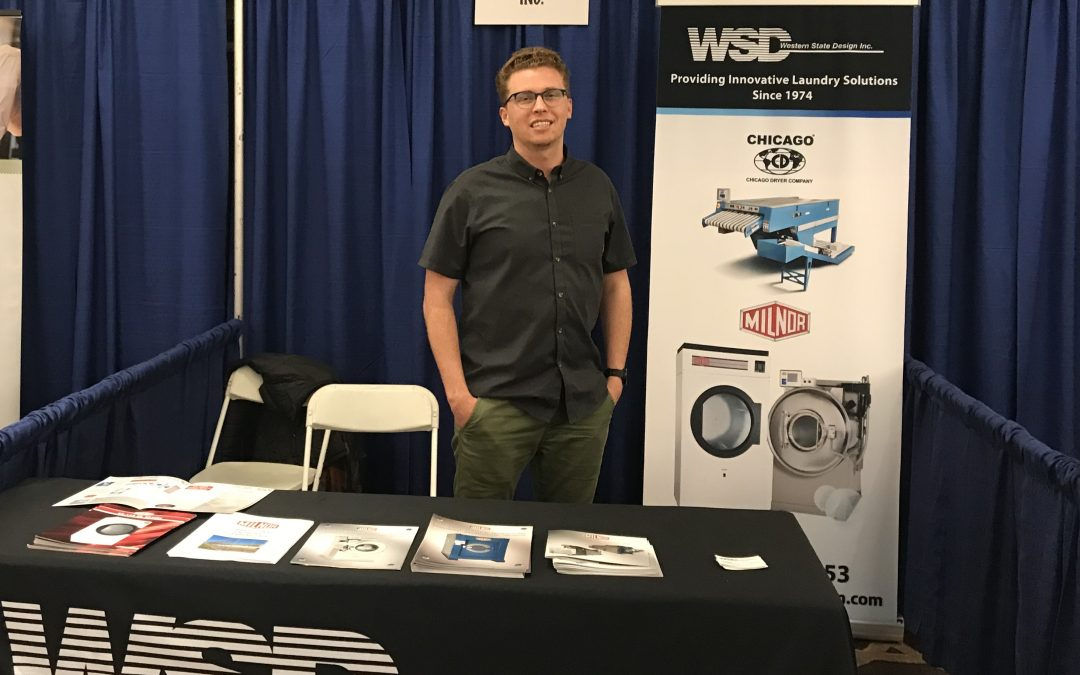 WSD Showcases Prison Laundry Solutions at the Annual NCCA Keys Conference