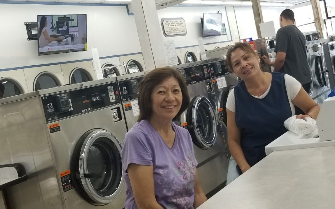 Silver Lake Laundromat Gets A Major Upgrade