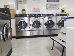 Silver Lake Laundromat - Dexter 60 lb. Washers