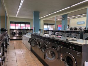 Rosie Coin Laundromat Business - Dexter Laundry Machines