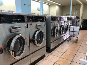 Rosie Coin Laundromat Business - Dexter Commercial Washers