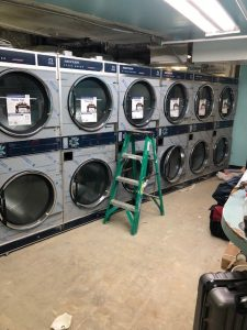 Avalon Laundry - Dexter Stack Dryers