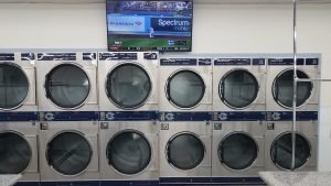 Sam Laundromat - Everyone Needs Clean Laundry - WSD