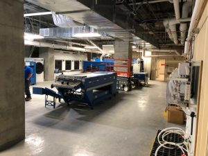 Chicago Dryer Finishing Equipment - Thunder Valley Casino Resort