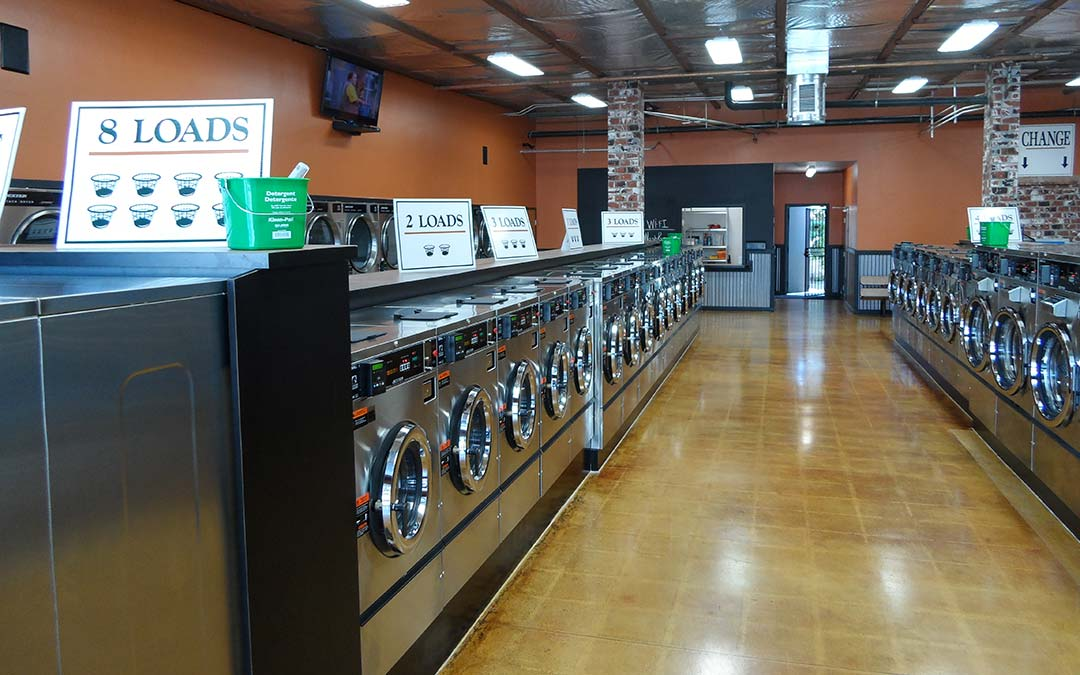 How to Run a Successful Laundromat: Service First! by Steve Erlinger