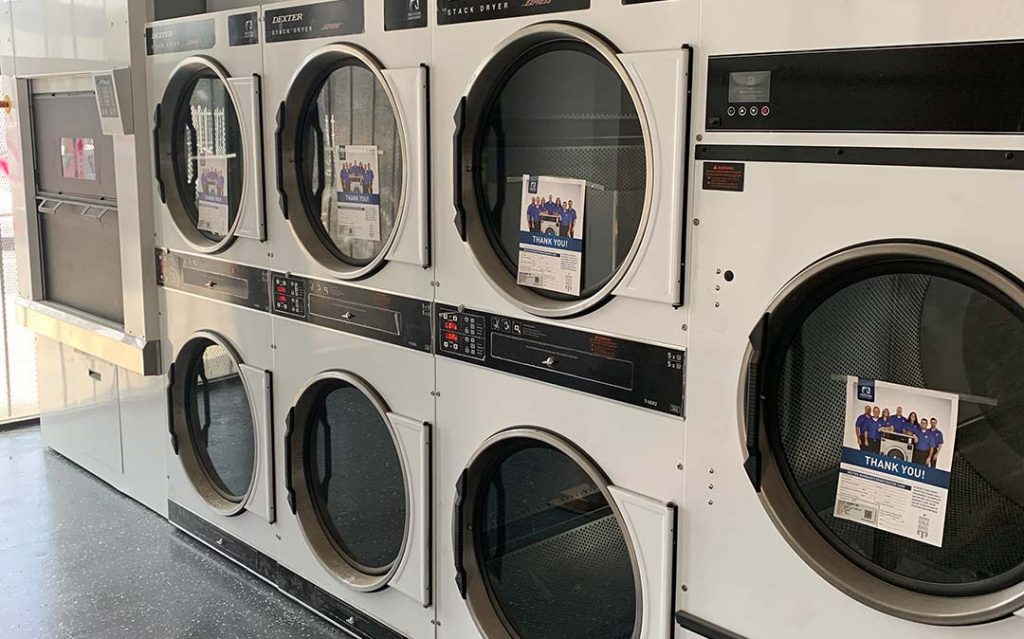 Dexter Laundry Reversing Dryers