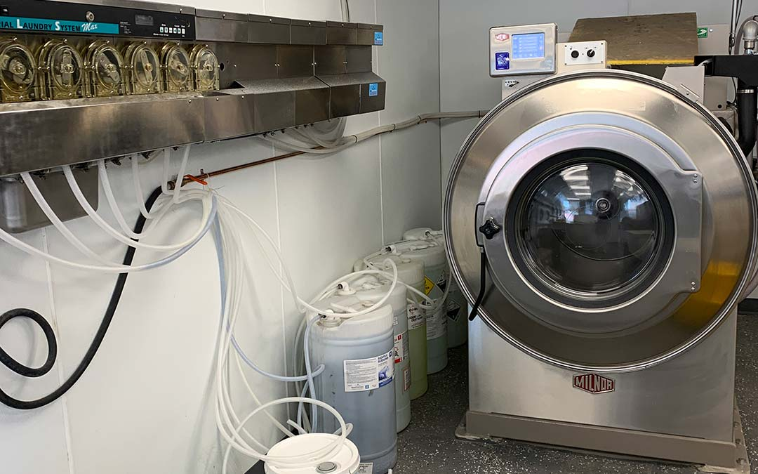 Laundry Business Entrepreneurs Grow Their Empire