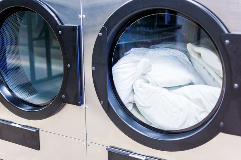 From Equipment Mix to Payment Structure, Here's How Laundry Owners are Fitting Dryers into The Overall Business Equation
