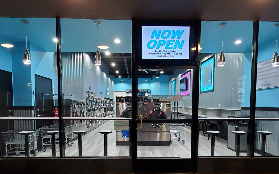 Customers Rave About This New 'Laundromat from the Future'