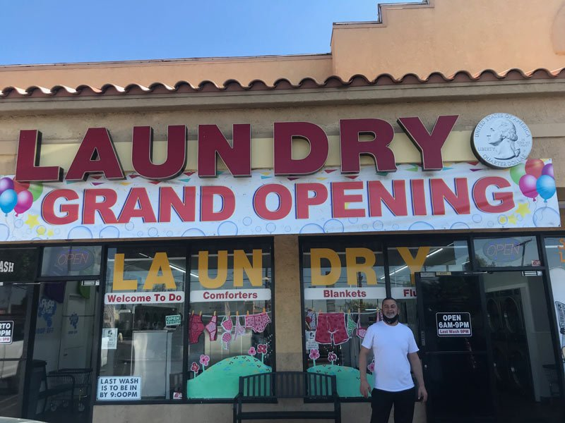 An Entrepreneur's Journey to the Laundromat Business