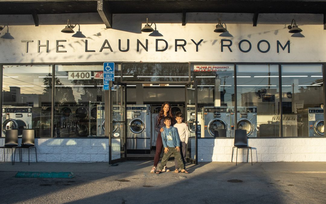 New Laundromat Owner Undaunted by Business Challenges