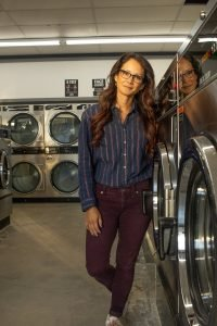 The Laundry Room, Culver City, CA - Owner Denise Morton