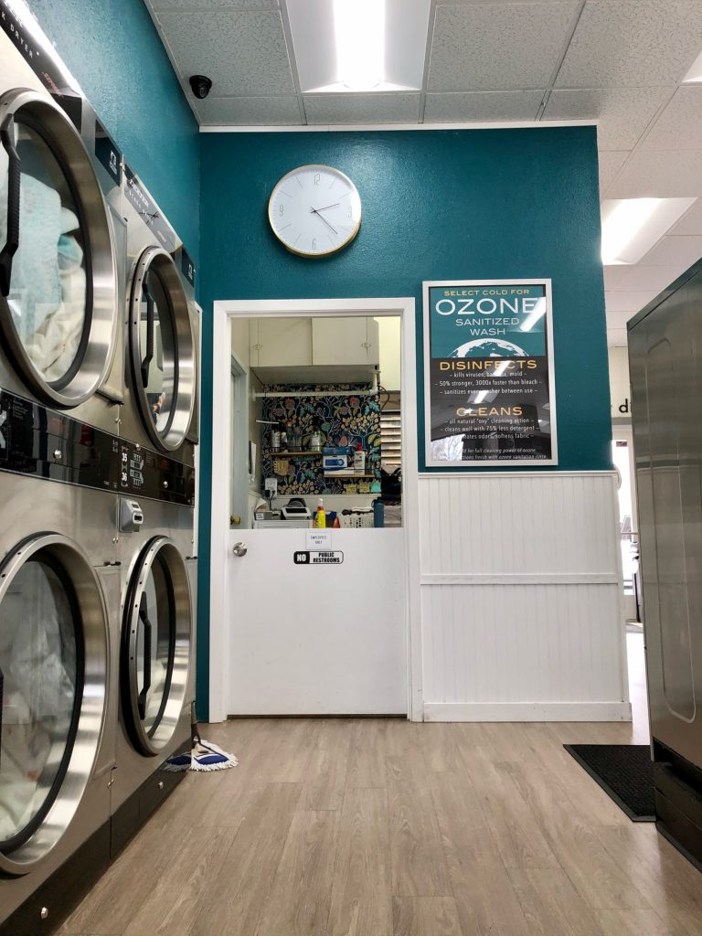 The Laundry Room, Seabright, Santa Cruz, WSD