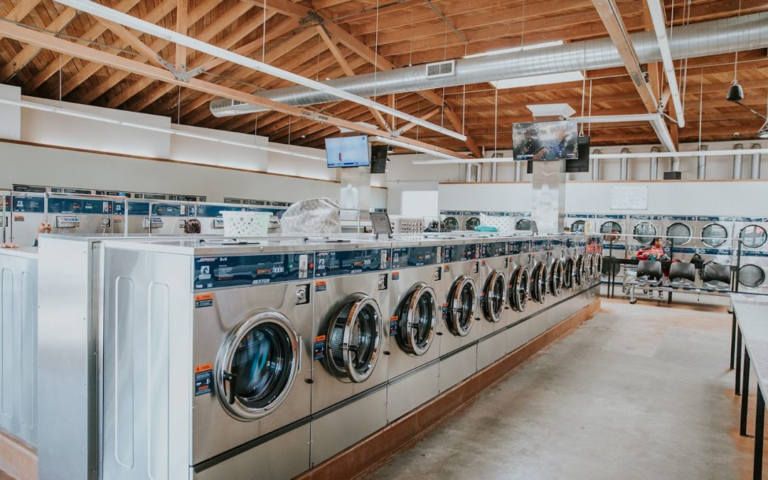 A Laundromat to Serve the ENTIRE Neighborhood