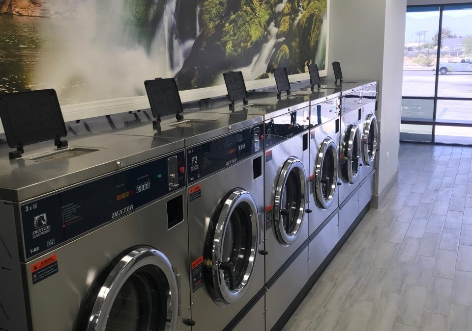 Dexter Laundry Machines: the Key to Vended Laundry Success